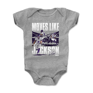 Lamar Jackson Kids Baby Onesie | 500 LEVEL