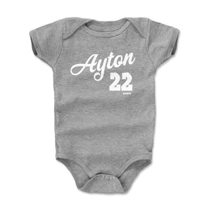 DeAndre Ayton Kids Baby Onesie | 500 LEVEL