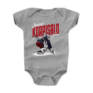 Joonas Korpisalo Kids Baby Onesie | 500 LEVEL