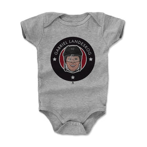 Gabriel Landeskog Kids Baby Onesie | 500 LEVEL