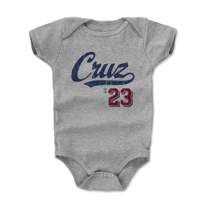 Nelson Cruz Kids Baby Onesie | 500 LEVEL