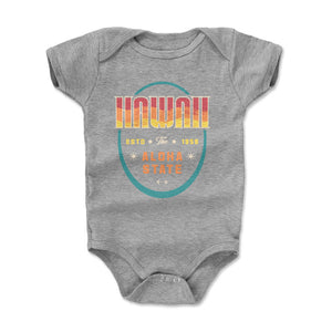 Hawaii Kids Baby Onesie | 500 LEVEL