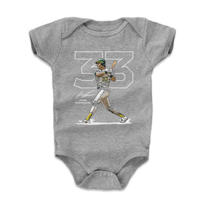 Jose Canseco Kids Baby Onesie | 500 LEVEL