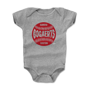 Xander Bogaerts Kids Baby Onesie | 500 LEVEL
