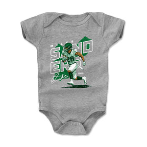 Miles Sanders Kids Baby Onesie | 500 LEVEL