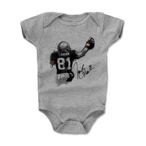 Tim Brown Kids Baby Onesie | 500 LEVEL