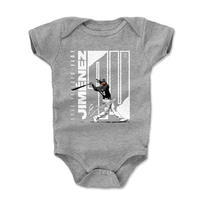 Eloy Jimenez Kids Baby Onesie | 500 LEVEL