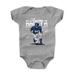 Aaron Donald Kids Baby Onesie | 500 LEVEL