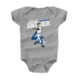 Duke Snider Kids Baby Onesie | 500 LEVEL