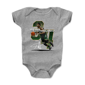 Giannis Antetokounmpo Kids Baby Onesie | 500 LEVEL