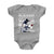 Cairo Santos Kids Baby Onesie | 500 LEVEL