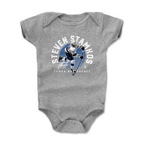 Steven Stamkos Kids Baby Onesie | 500 LEVEL