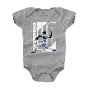 Luis Severino Kids Baby Onesie | 500 LEVEL