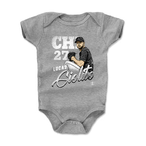 Lucas Giolito Kids Baby Onesie | 500 LEVEL