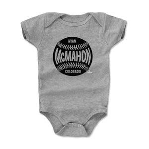Ryan McMahon Kids Baby Onesie | 500 LEVEL