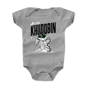 Anton Khudobin Kids Baby Onesie | 500 LEVEL