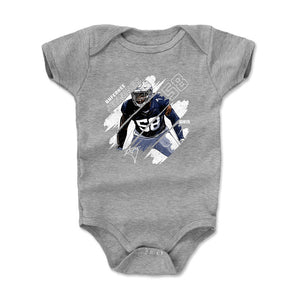 Anfernee Jennings Kids Baby Onesie | 500 LEVEL