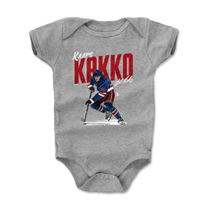 Kaapo Kakko Kids Baby Onesie | 500 LEVEL