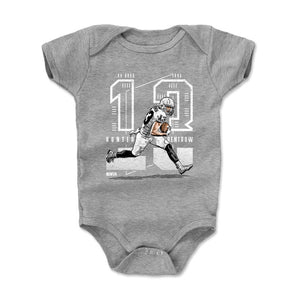 Hunter Renfrow Kids Baby Onesie | 500 LEVEL