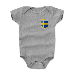 Sweden Kids Baby Onesie | 500 LEVEL