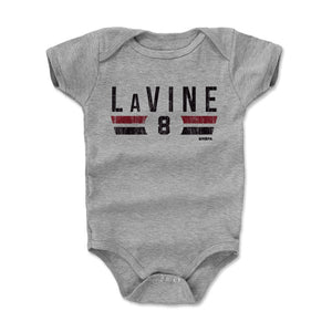 Zach LaVine Kids Baby Onesie | 500 LEVEL