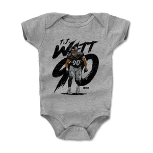 T.J. Watt Kids Baby Onesie | 500 LEVEL