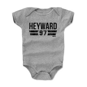 Cameron Heyward Kids Baby Onesie | 500 LEVEL