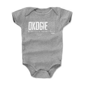 Josh Okogie Kids Baby Onesie | 500 LEVEL