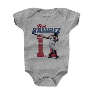 Jose Ramirez Kids Baby Onesie | 500 LEVEL