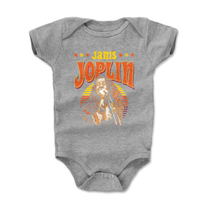 Janis Joplin Kids Baby Onesie | 500 LEVEL