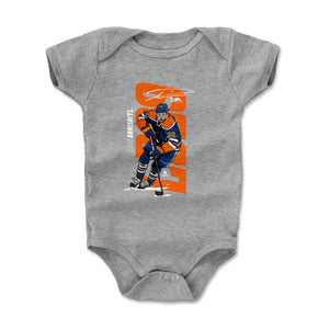 Leon Draisaitl Kids Baby Onesie | 500 LEVEL