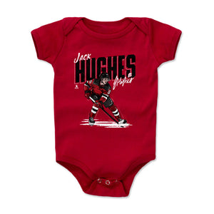 Jack Hughes Kids Baby Onesie | 500 LEVEL
