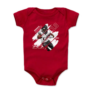 Brandin Cooks Kids Baby Onesie | 500 LEVEL