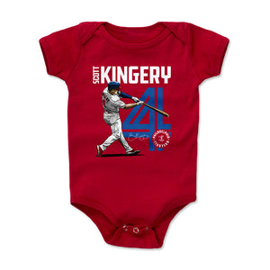 Scott Kingery Kids Baby Onesie | 500 LEVEL