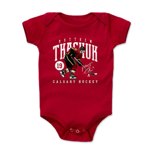 Matthew Tkachuk Kids Baby Onesie | 500 LEVEL