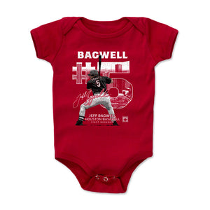 Jeff Bagwell Kids Baby Onesie | 500 LEVEL
