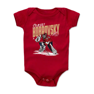Sergei Bobrovsky Kids Baby Onesie | 500 LEVEL