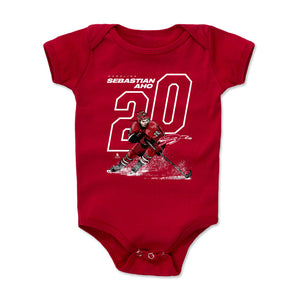 Sebastian Aho Kids Baby Onesie | 500 LEVEL