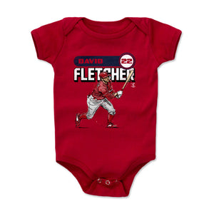 David Fletcher Kids Baby Onesie | 500 LEVEL