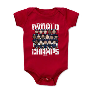 Washington Kids Baby Onesie | 500 LEVEL