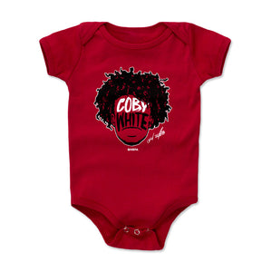 Coby White Kids Baby Onesie | 500 LEVEL