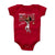 Damian Lillard Kids Baby Onesie | 500 LEVEL
