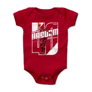 Udonis Haslem Kids Baby Onesie | 500 LEVEL