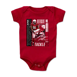 Arik Armstead Kids Baby Onesie | 500 LEVEL