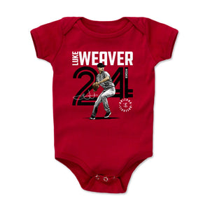 Luke Weaver Kids Baby Onesie | 500 LEVEL
