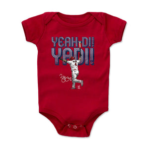 Yadier Molina Kids Baby Onesie | 500 LEVEL