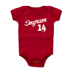 Brandon Ingram Kids Baby Onesie | 500 LEVEL