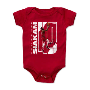 Pascal Siakam Kids Baby Onesie | 500 LEVEL