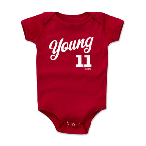 Trae Young Kids Baby Onesie | 500 LEVEL