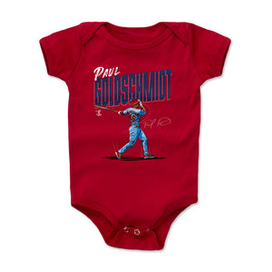 Paul Goldschmidt Kids Baby Onesie | 500 LEVEL